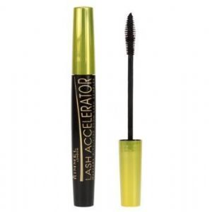 rimmel lash accelerator mascara 002 black/brown